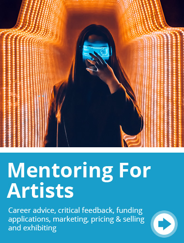 mentoring-for-artists-service