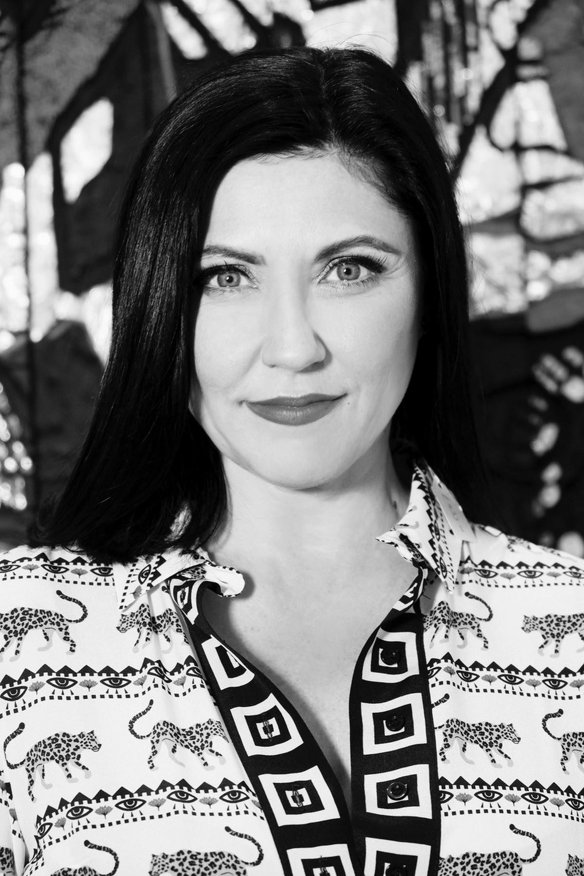 Photo of Gallerist Kristin Hjellegjerde